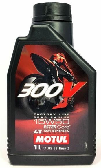 Motul 300V 15W50 4T 1Liter