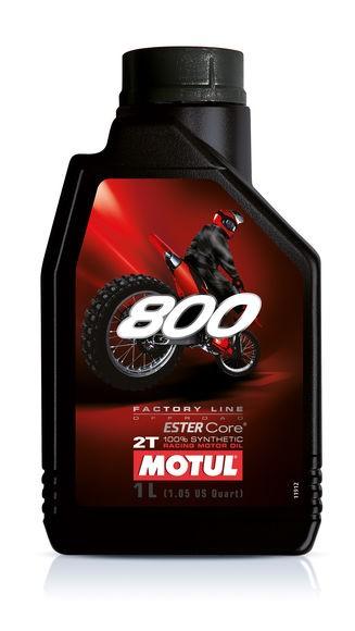 Motul 800 2T Offroad Racing