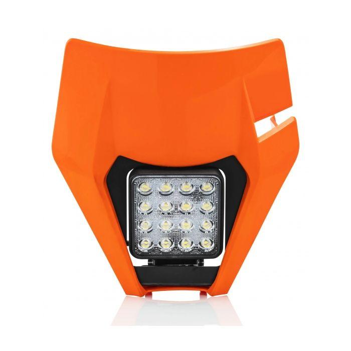 Acerbis LED Scheinwerfer für alle KTM EXC/EXC-F ab 2017-2019