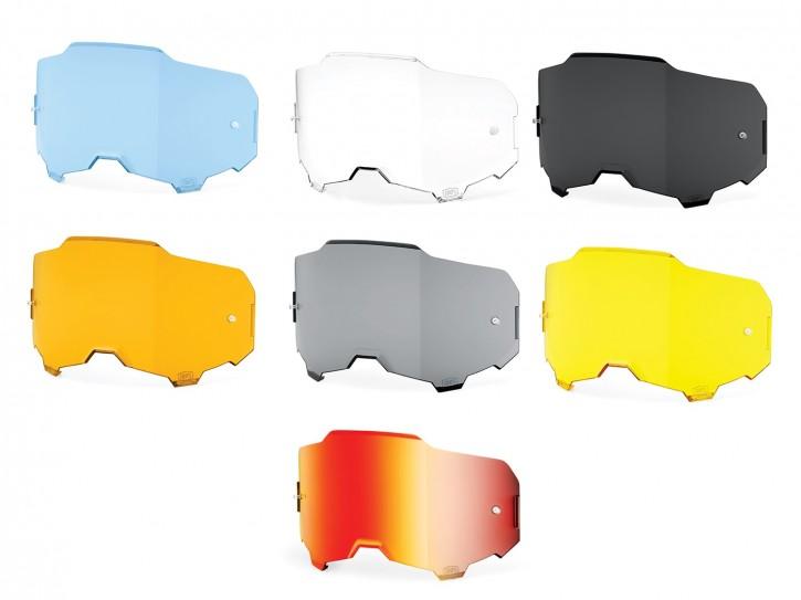 100% Original Anti Fog Ersatzglas Armega