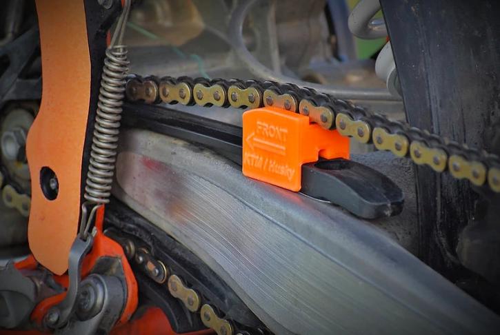 Enduro-Pro Ketteneinstellblock für KTM Husqvarna