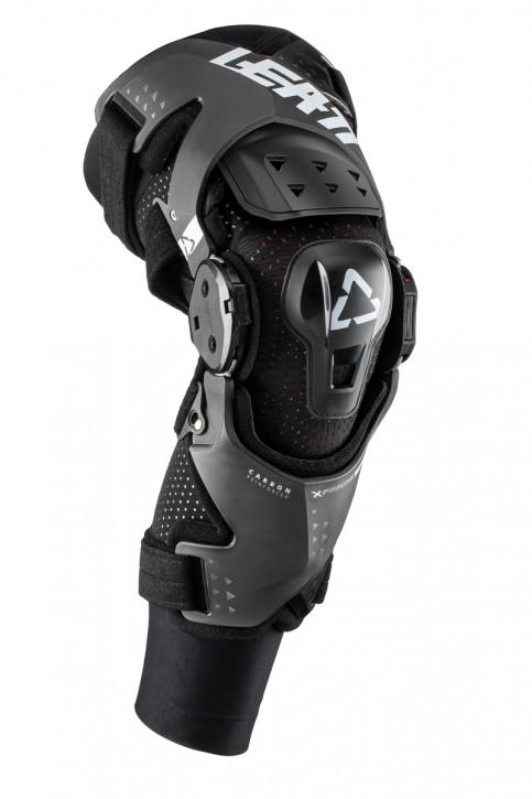 Leatt Knieorthese X-Frame Hybrid schwarz