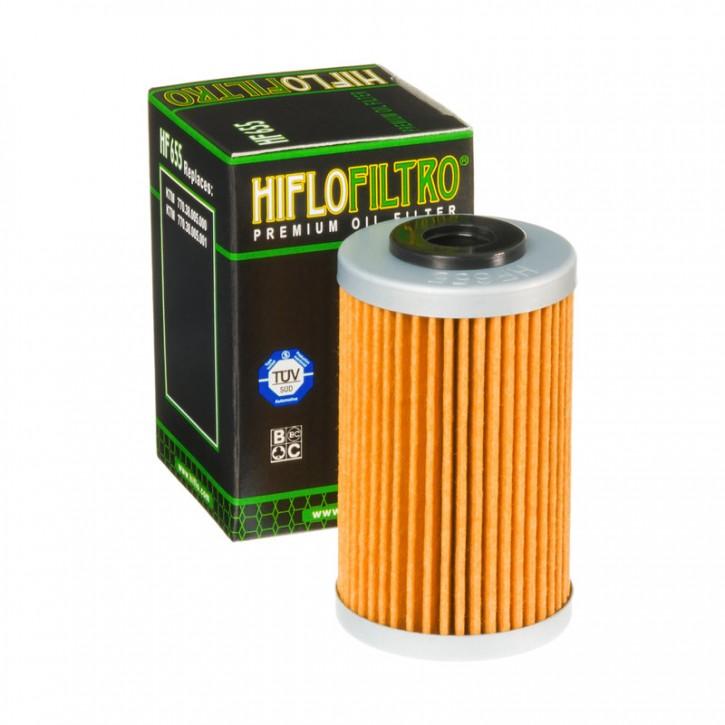 HifloFiltro HF655 Ölfilter für KTM Husaberg