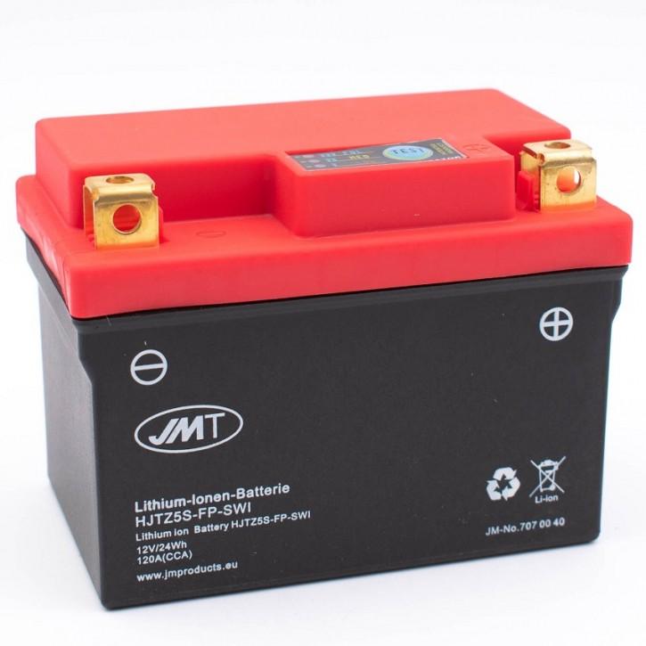 JMT Batterie HJTZ5S-FP 12V
