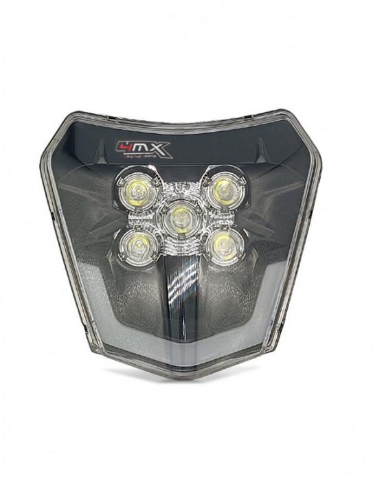 4MX LED Scheinwerfer V2 für KTM EXC EXC-F