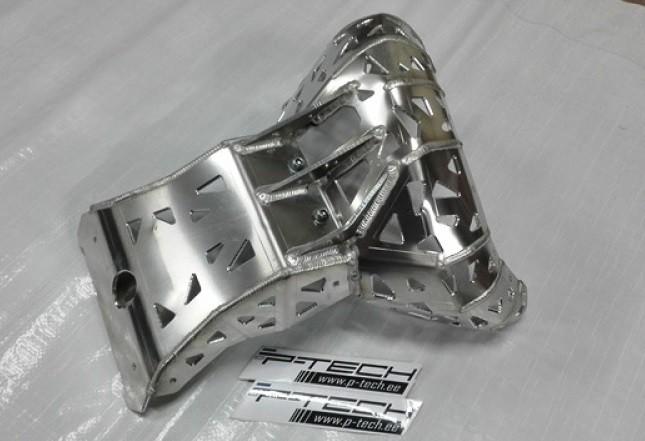 P-Tech Motorschutz mit Krümmerschutz Beta RR 250 300 13-19