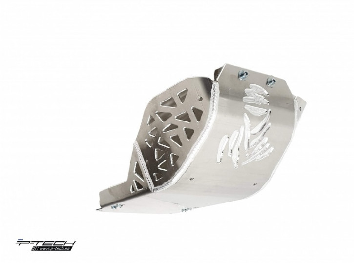 "P-Tech Aluminium Motorschutz ""Dakar"" für KTM 690 Husqvarna 701 Enduro"