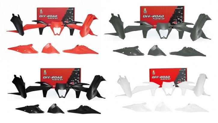 R-Tech Plastik Kit KTM EXC EXC-F SX 2020-