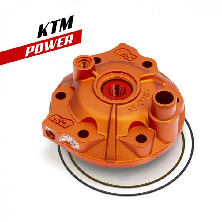 S3 Zylinderkopf Power für KTM EXC 300 TPI 2018-