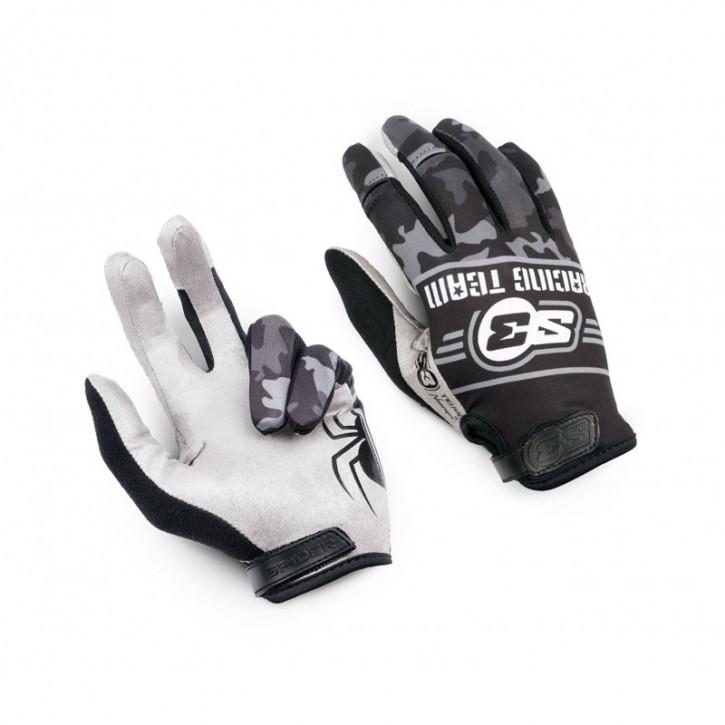 S3 Spider Handschuhe Blackjack