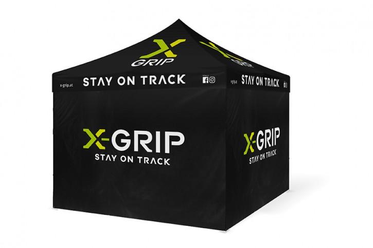 X-Grip 3x3m Zelt Faltpavillion komplett