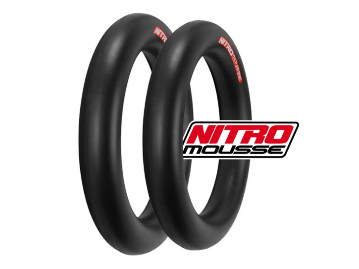 "NitroMousse 18"" - Standard 0,7-0,8 bar"