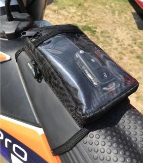Enduro-Pro Slip-on Sitzbanktasche Kartentasche